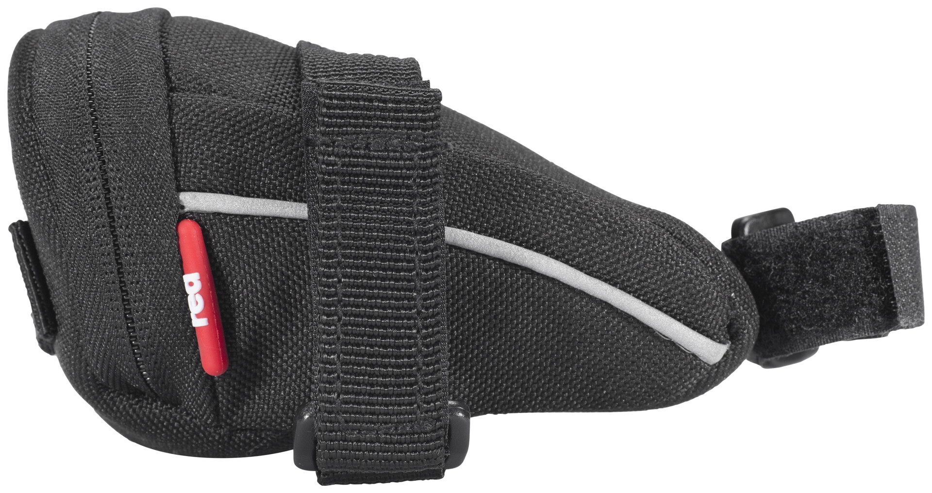 Red Cycling Products Saddle Bag Cykeltaske S, black
